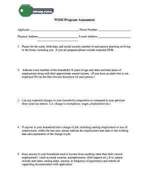 Sample letter of explanation for mortgage employment gap edit wish program assessment nvrural spiritdancerdesigns Images