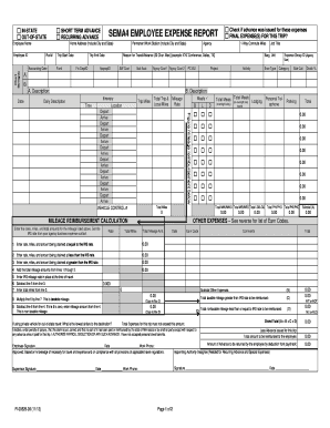 fillable online mesabirange in state sema4 employee expense report