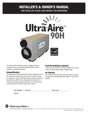 ultra aire installers