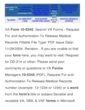Sample medical records release form pdf - Fill Out Online ...