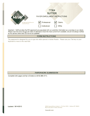 Printable sutter east bay medical foundation authorization form