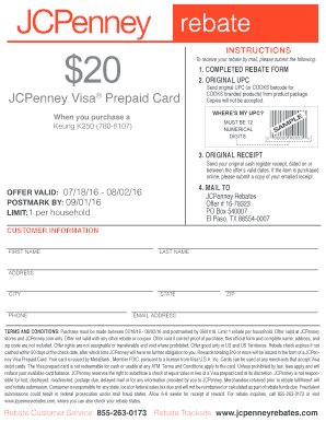 jcpenney application online form Templates - Fillable & Printable ...