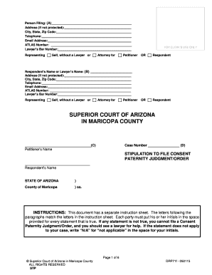 image regarding Custody Papers Printable referred to as Editable How in direction of document custody papers with out a attorney - Fill