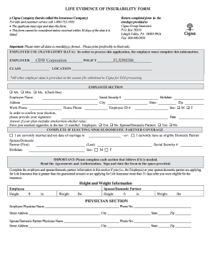 Fillable Online twrite LIFE EOI FORM FLX980306 Fax Email Print ...
