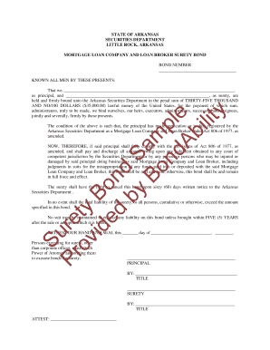 Surety Letter For Loan | mamiihondenk org
