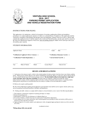 AND VEHICLE REGISTRATION FORM Fill Online, Printable