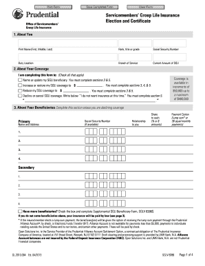 Fillable Online md ngb army SGLV Form 8286 (Servicemembers&#39 ...