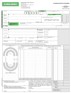 image regarding Printable Dental Charting Forms identify Dental charting sorts - Edit Fill Out, Down load Printable