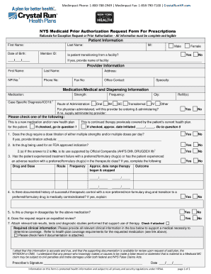 Nys hipaa authorization form - Fill Out Online Documents for Local ...