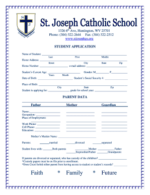 st joseph online school