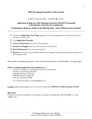 CALL FOR SUBMISSIONS: 2014 Emerging Nonprofit Leader  Functional Resume Vs Chronological