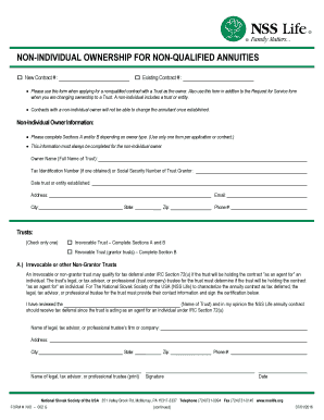 Editable free irrevocable trust forms Fillable Printable