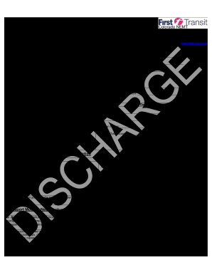 Hospital Discharge Papers Fill Online Printable Fillable