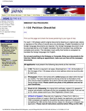 Form i-130 processing time - Printable Governmental