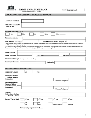 credit suisse bank account opening form