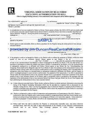 real estate purchase agreement template virginia  how to fill out an offer to purchase real estate form - Edit Online ...