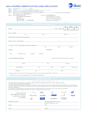 online identification card