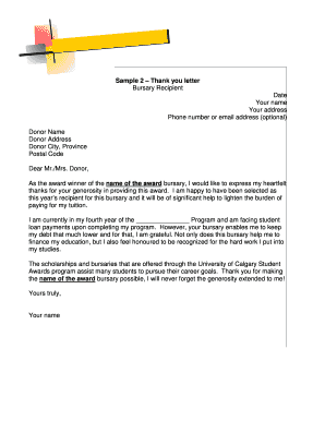 sample thank you letter after interview via email Forms and ...
