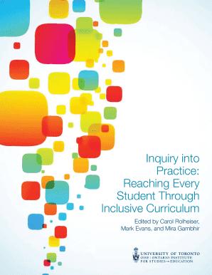 curriculum development for inclusive practice essay Curriculum development in a worldwide school curriculum development for inclusive practice for inclusive practice essay social development.