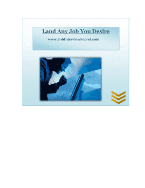job interview questions and answers pdf download - Fillable