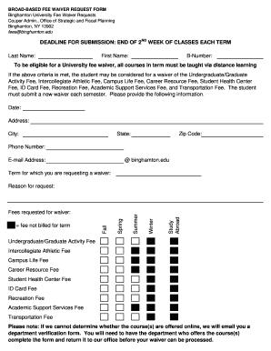 binghamton university fax number
