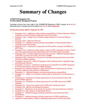 Fillable Online mepcom army USMEPCOM Regulation 40-2 Fax Email ...