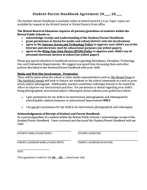 Sample Byod Policy Template Fill Out Online Download Printable