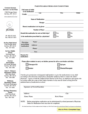 medical consent form - Edit, Fill Out, Print & Download Online ...