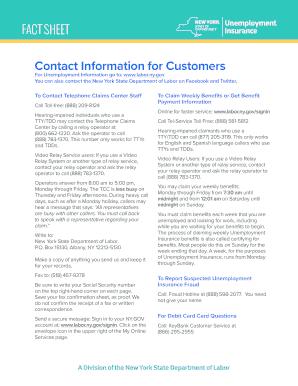 printable contact information sheet