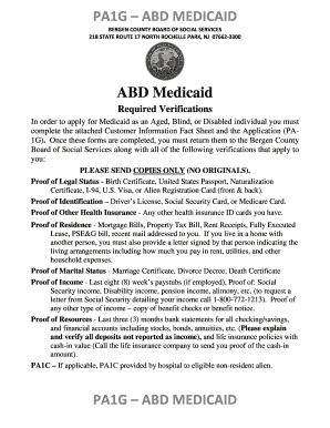medicaid funeral assistance nj - Edit & Fill Out, Download