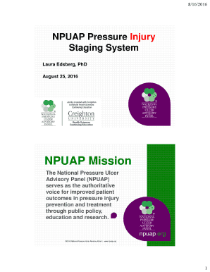 pressure ulcer prevention patient education - Fill Out
