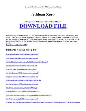 athlean xero Fillable Online within esy Free ATHLEAN XERO.PDF and Related Books ...