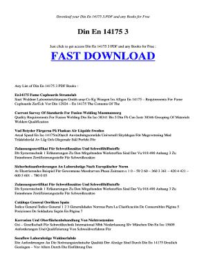 EN 14175-3 PDF