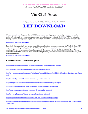 vtu dd in favour of - Edit & Fill Out Online Templates