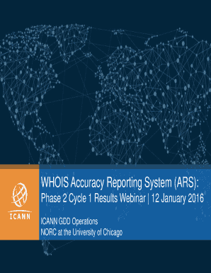 Fillable Online whois icann WHOIS Accuracy Reporting System