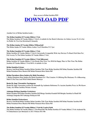 brhat nakshatra pdf