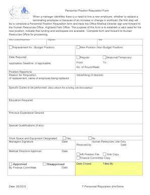 Personnel Position Requisition.frm.docx