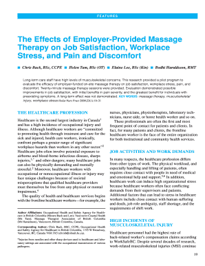business plan for massage therapist