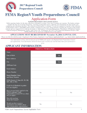 Non engagement letter sample printable governmental templates to fema youth preparedness council application form 2016 youth preparedness council spiritdancerdesigns Choice Image