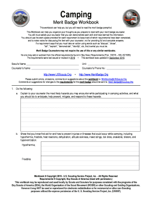 iosh managing safely project example pdf - Edit, Print & Download ...