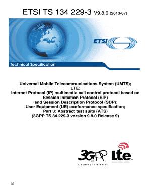 TS 134 229-3 - V9 8 0 - Universal Mobile Telecommunications