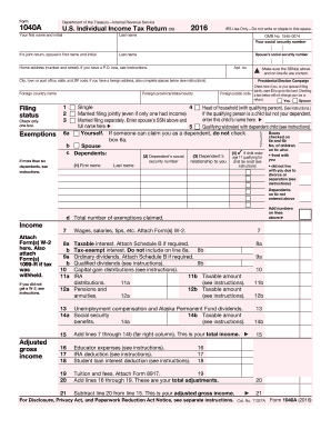 1040 fillable form