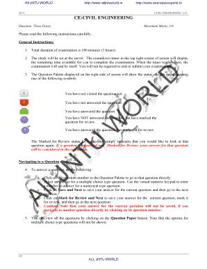 jntu transcripts online - Edit & Fill Out Online Templates
