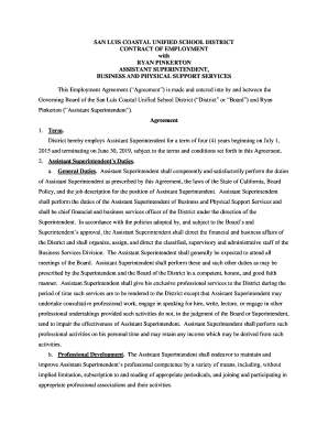 letters of note employment contract doc forms and templates fillable 35753