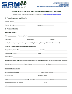 Personal credit application form free - Edit, Print, Fill Out ...