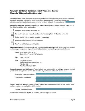 personal financial statement pdf