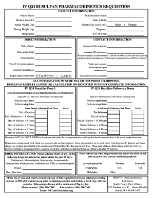 lab requisition form template