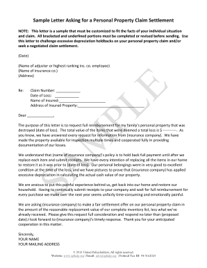 Sample letter asking for a job opportunity forms and templates sample letter requesting personal property settlement uphelp spiritdancerdesigns Gallery
