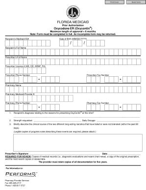 Good Rate This Form