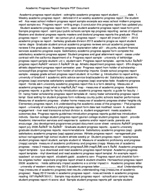 sample report writing format pdf